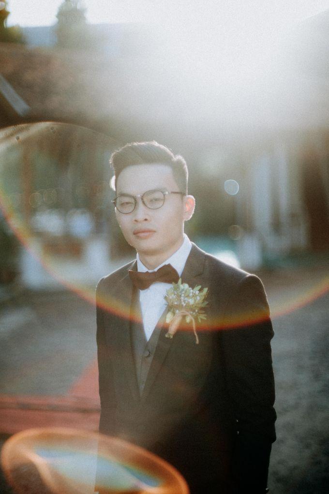 Ryan & Feli Wedding day by Keyva Photography - 027