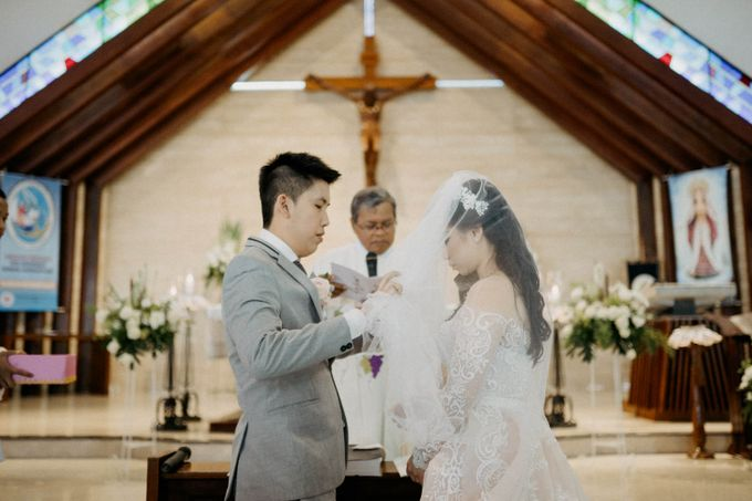Wedding Day of Yanto & Marcella by KIN Moments - 035