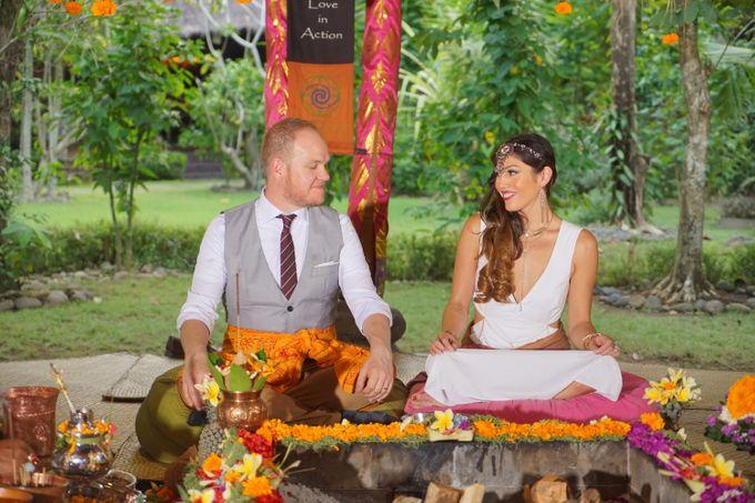 Renewal Vow Matt & Keri by Fivelements Bali Retreat - 003