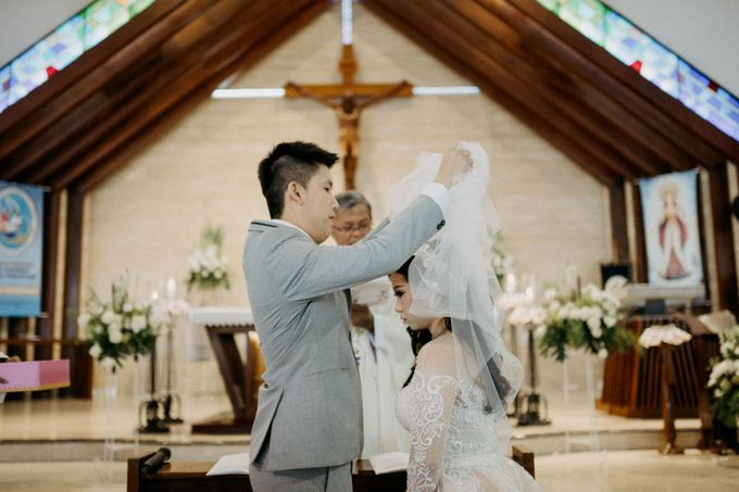 Wedding Day of Yanto & Marcella by KIN Moments - 036
