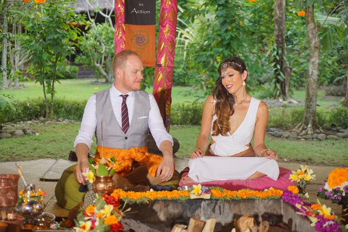 Renewal Vow Matt & Keri by Fivelements Bali Retreat - 008