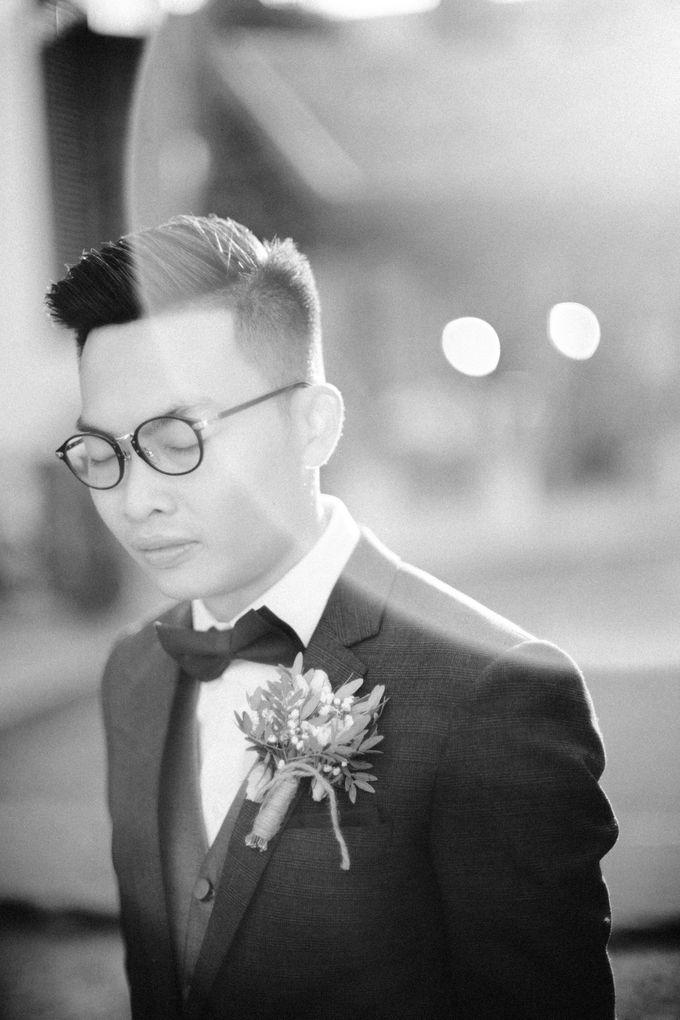 Ryan & Feli Wedding day by Keyva Photography - 028