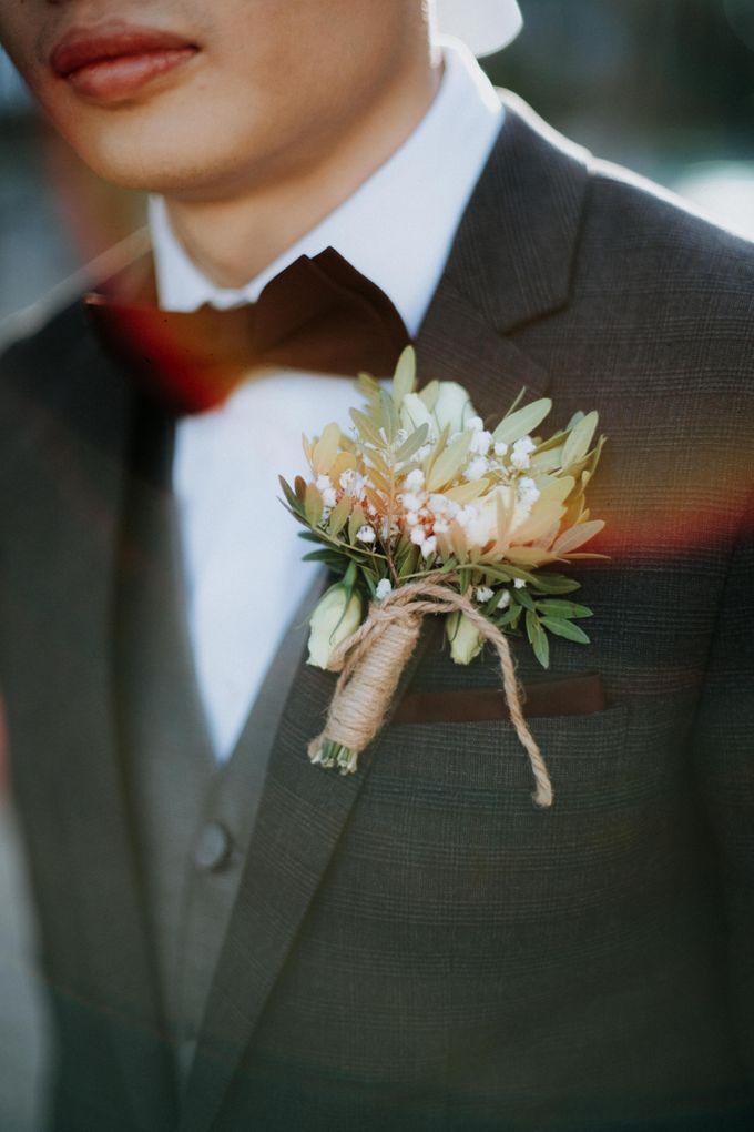 Ryan & Feli Wedding day by Keyva Photography - 029