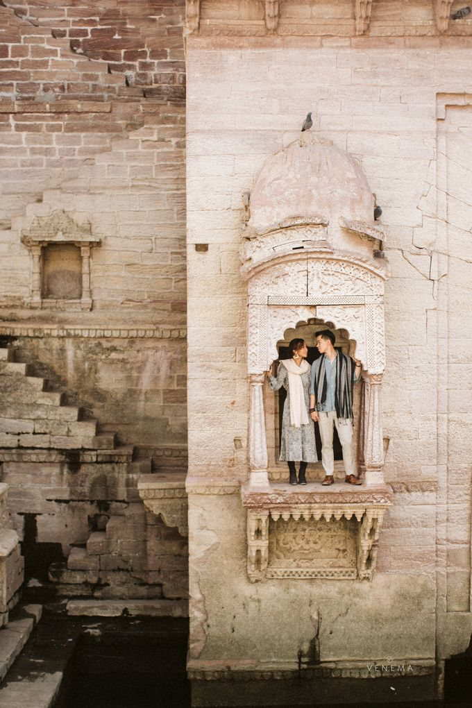 Willy & Dewi India Pre-wedding Photo & Video by Venema Pictures - 027