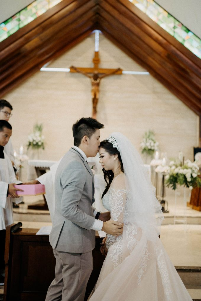 Wedding Day of Yanto & Marcella by KIN Moments - 037