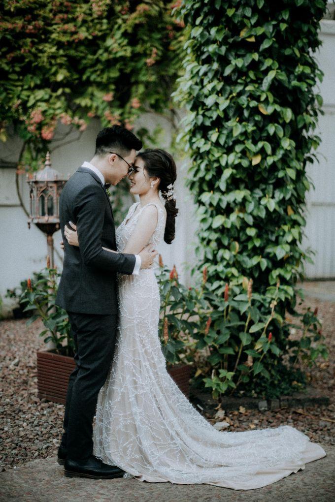 Ryan & Feli Wedding day by Keyva Photography - 030