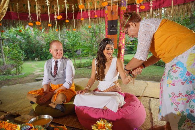 Renewal Vow Matt & Keri by Fivelements Bali Retreat - 004