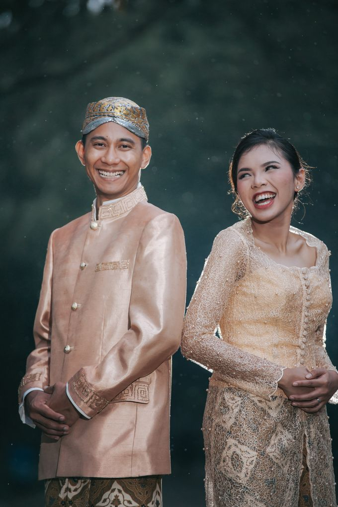 Kamelina & Adhit Prewedding at Pantai Indah Kapuk by GoFotoVideo - 022