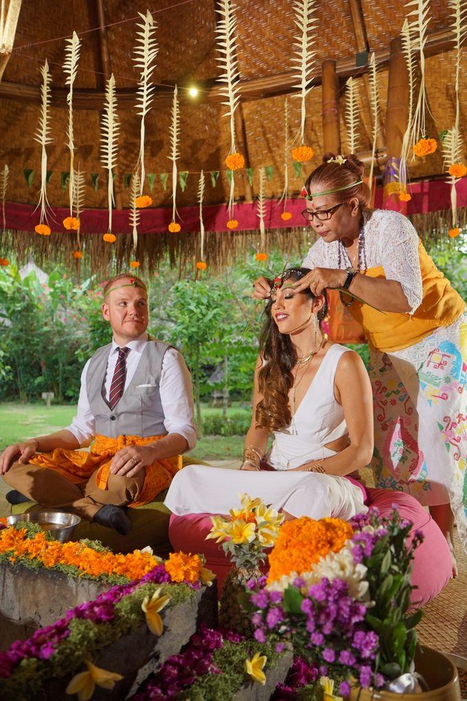 Renewal Vow Matt & Keri by Fivelements Bali Retreat - 005