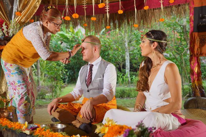 Renewal Vow Matt & Keri by Fivelements Bali Retreat - 006