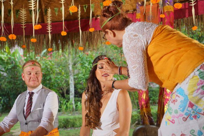 Renewal Vow Matt & Keri by Fivelements Bali Retreat - 007