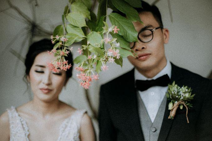 Ryan & Feli Wedding day by Keyva Photography - 031