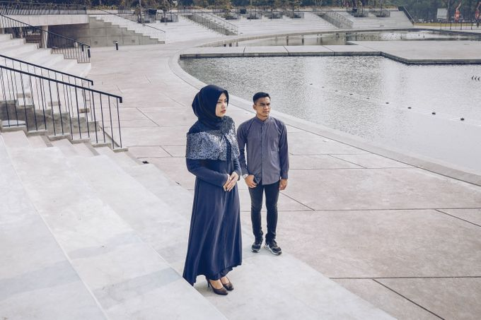 PREWEDDING OF SALSA AND RECKY by Ozul Photography - 002
