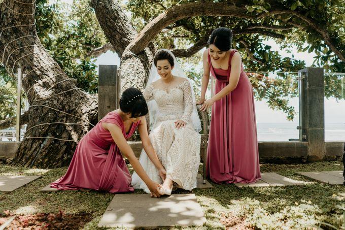 The Wedding of Hendrik & Mega by bridestore indonesia - 018