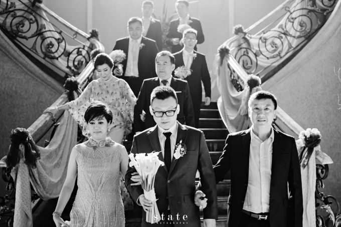 Wedding - Andy & Felita by State Photography - 033
