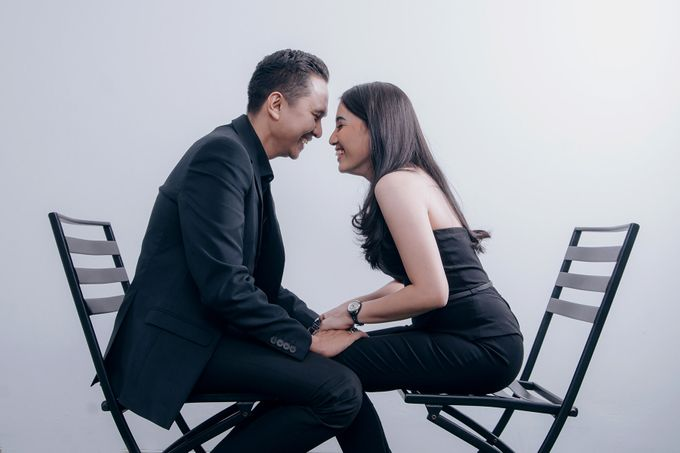 Prewedding of Chyntia & Harris by: Gofotovideo by GoFotoVideo - 049