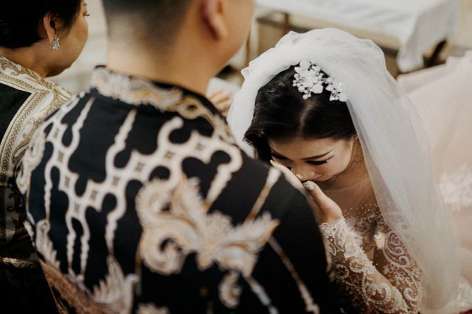 Wedding Day of Yanto & Marcella by KIN Moments - 038