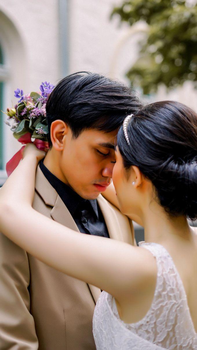 Prewedding Fimtan & Arthur by Monchichi - 024