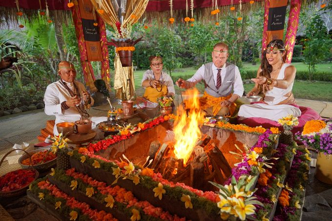 Renewal Vow Matt & Keri by Fivelements Bali Retreat - 011