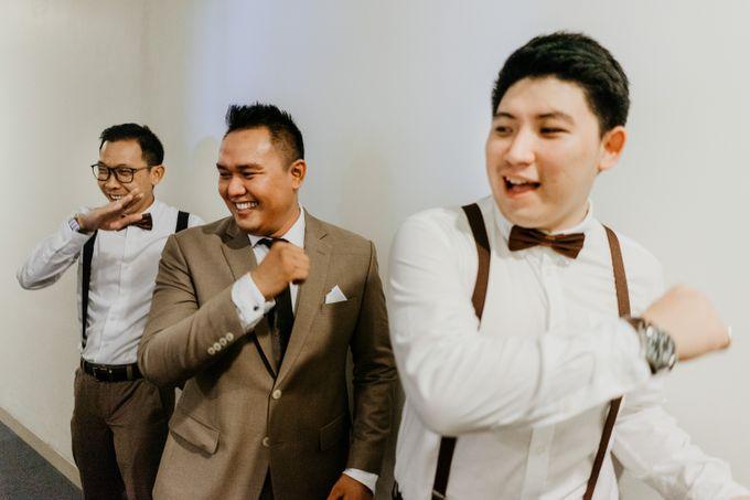 The Wedding of Hendrik & Mega by bridestore indonesia - 020