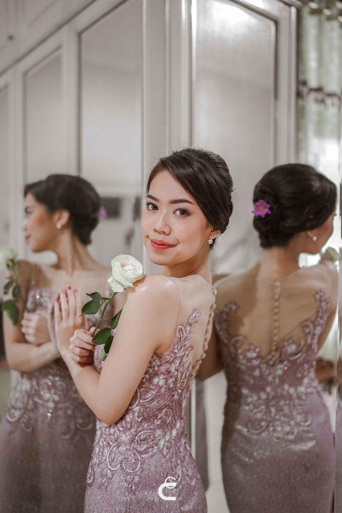 Engagement of Yoshi & Marcia by Glenn Chandra Wedding - 001
