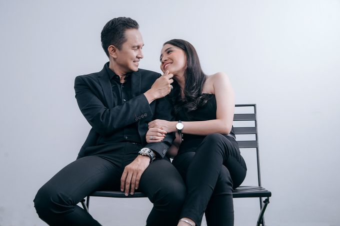 Prewedding of Chyntia & Harris by: Gofotovideo by GoFotoVideo - 045