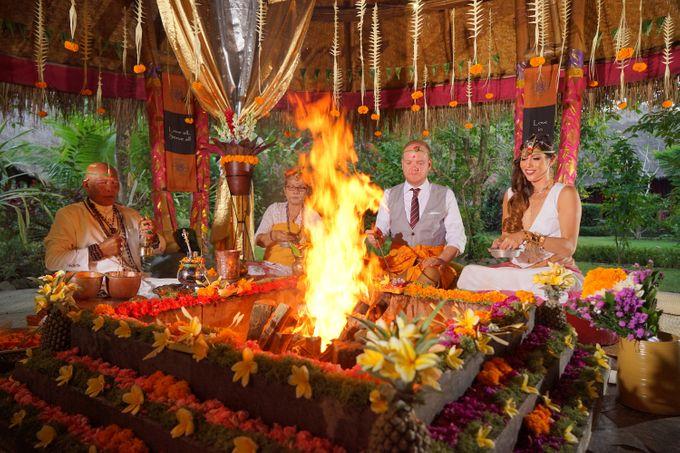 Renewal Vow Matt & Keri by Fivelements Bali Retreat - 009