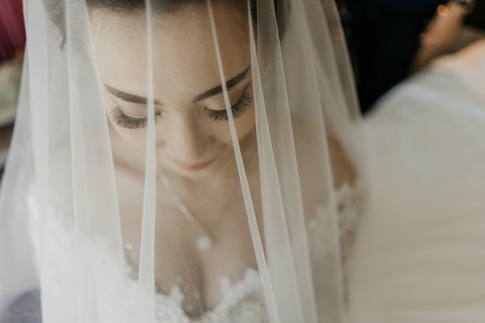 The Wedding of Hendrik & Mega by bridestore indonesia - 021