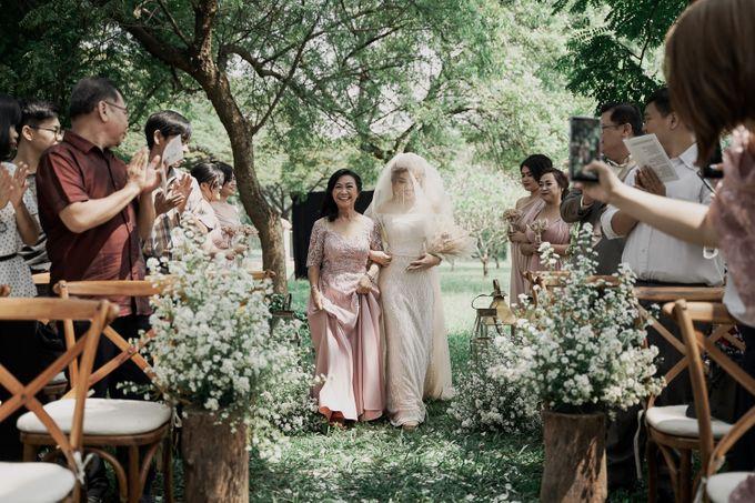 Ceremony Wedding Revi & Angel 19 Mei 2019 by Priceless Wedding Planner & Organizer - 009