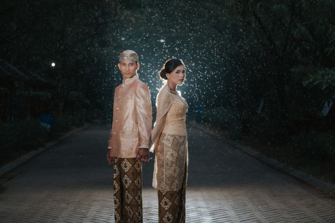Kamelina & Adhit Prewedding at Pantai Indah Kapuk by GoFotoVideo - 027