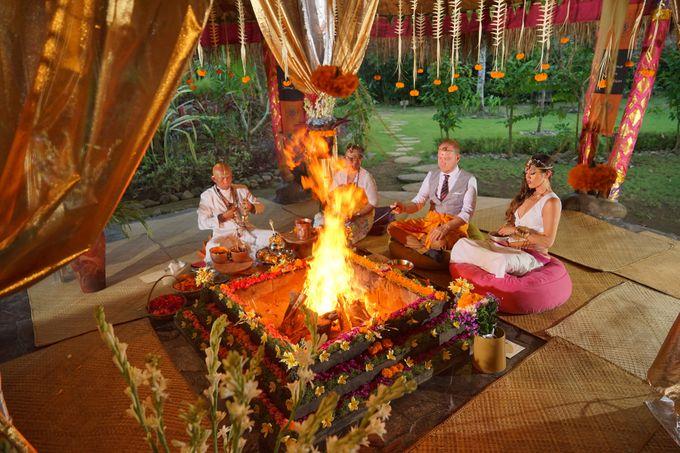 Renewal Vow Matt & Keri by Fivelements Bali Retreat - 010