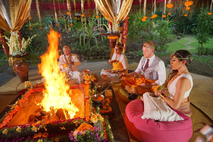 Renewal Vow Matt & Keri by Fivelements Bali Retreat - 012