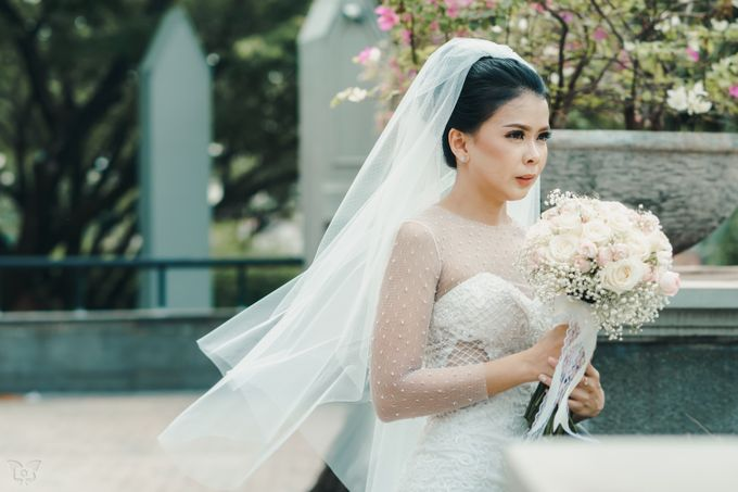 The Wedding of  Budi & Yola by Laurent Agustine by LOTA - 013