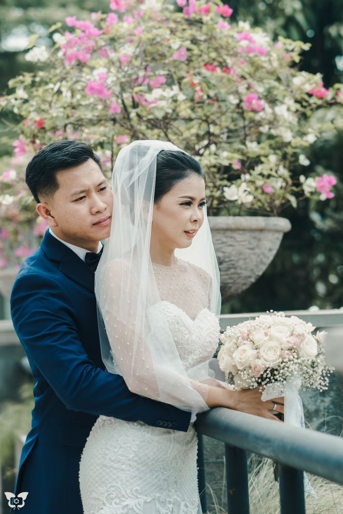 The Wedding of  Budi & Yola by Laurent Agustine by LOTA - 015