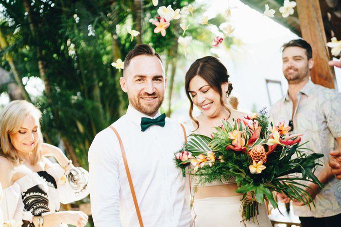 Wedding of  Jenna & Marten by Mata Zoe - 016