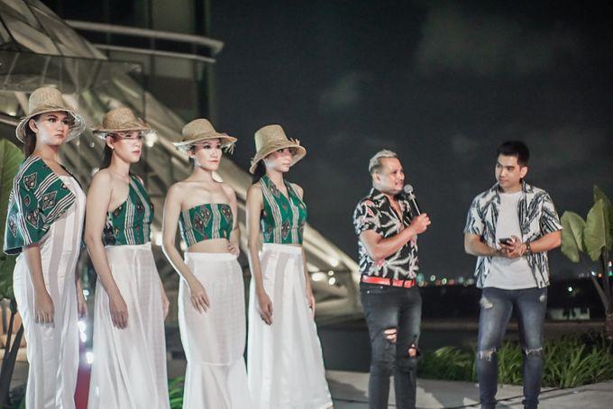 Fashion Trunk Show at Vasa Hotel Summer Breeze by Aldo Adela MC & Magician - 005