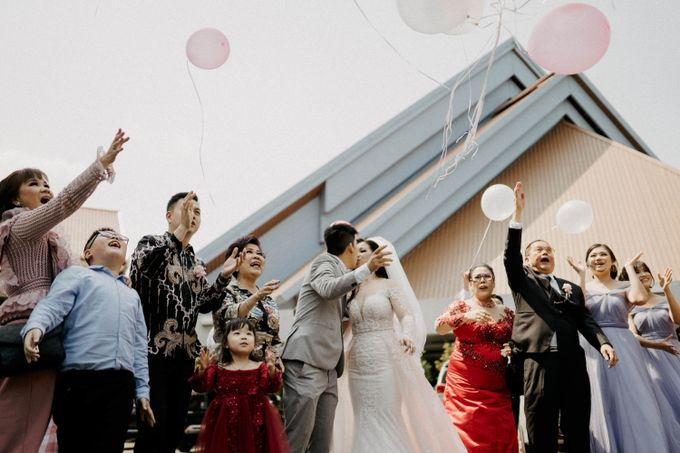 Wedding Day of Yanto & Marcella by KIN Moments - 001