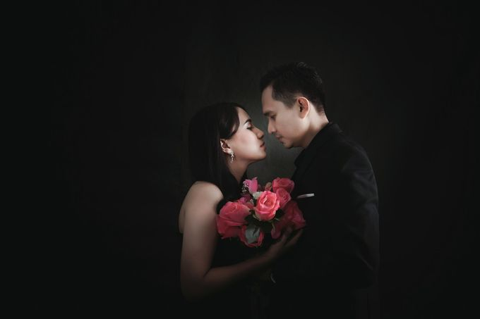 Prewedding of Chyntia & Harris by: Gofotovideo by GoFotoVideo - 038