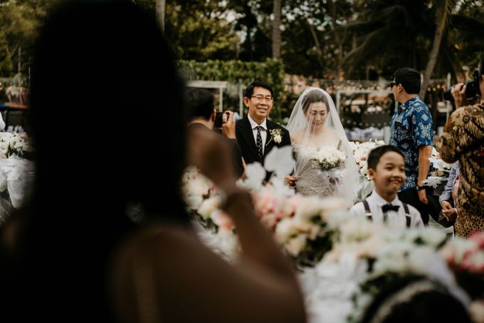 The Wedding of Hendrik & Mega by bridestore indonesia - 028