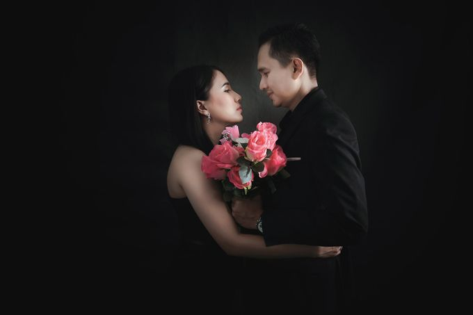 Prewedding of Chyntia & Harris by: Gofotovideo by GoFotoVideo - 037