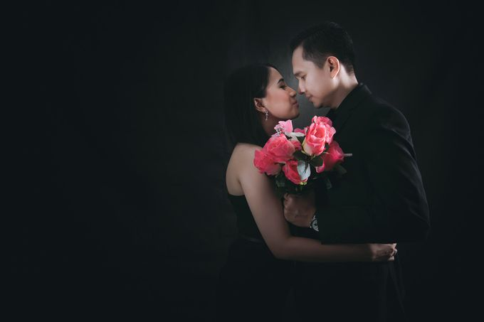 Prewedding of Chyntia & Harris by: Gofotovideo by GoFotoVideo - 036