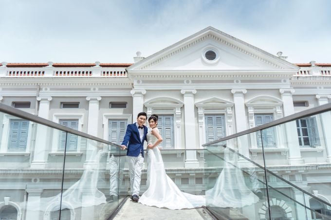 Pre-Wedding of Jeffry & Erliana by Rico Alpacino - 001