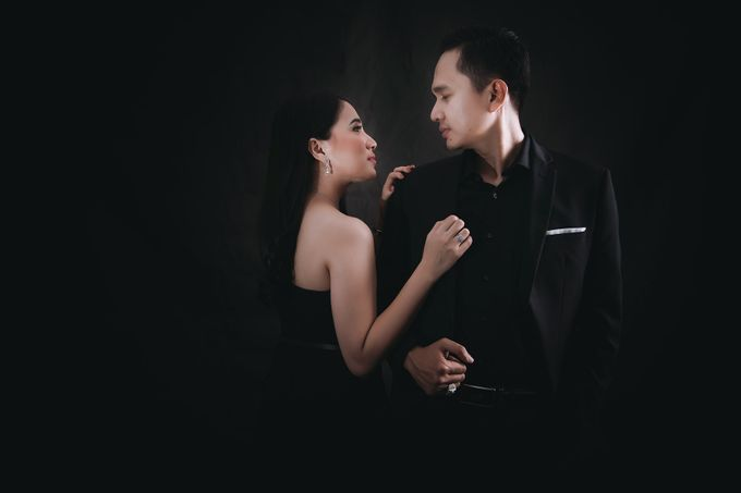 Prewedding of Chyntia & Harris by: Gofotovideo by GoFotoVideo - 002