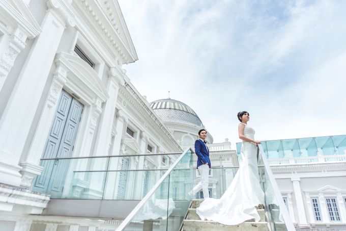 Pre-Wedding of Jeffry & Erliana by Rico Alpacino - 002
