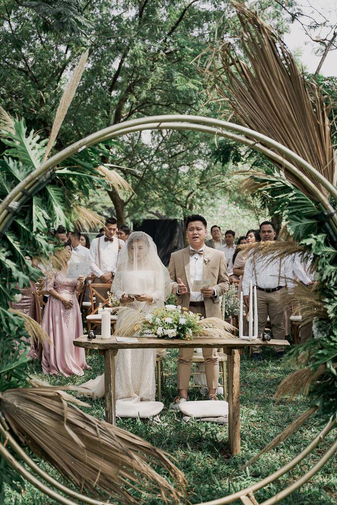 Ceremony Wedding Revi & Angel 19 Mei 2019 by Priceless Wedding Planner & Organizer - 010