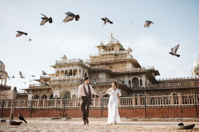 Willy & Dewi India Pre-wedding Photo & Video by Venema Pictures - 029