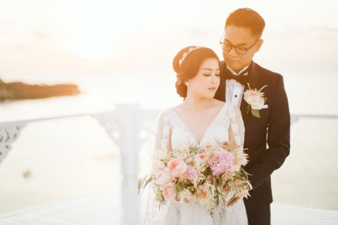 Richele & Angela by Bali Wedding Paradise - 005
