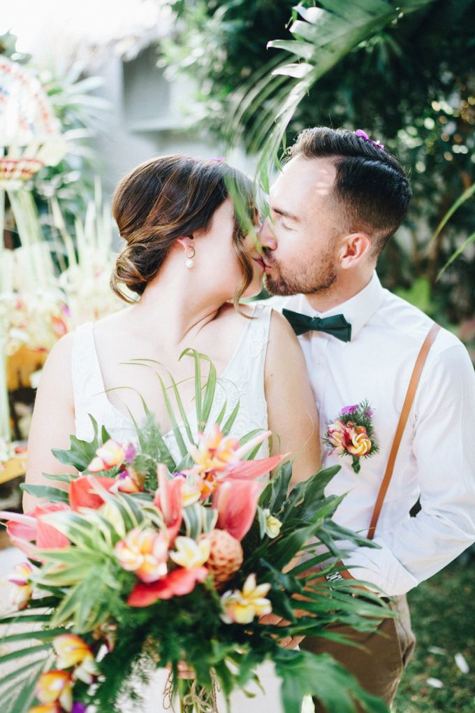 Wedding of  Jenna & Marten by Mata Zoe - 017