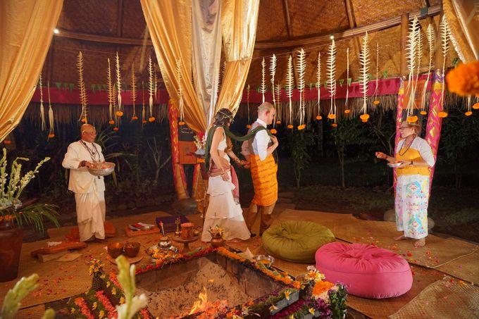 Renewal Vow Matt & Keri by Fivelements Bali Retreat - 013