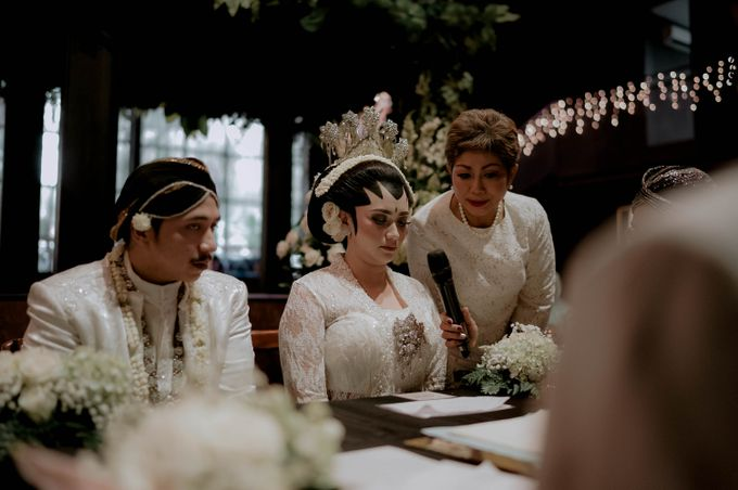 Devita & Ivan Wedding by Casablanca Design - 015